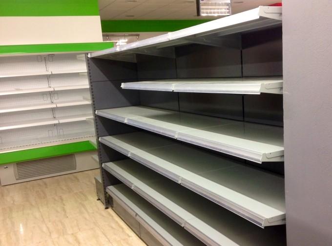 Estaterías Supermercado